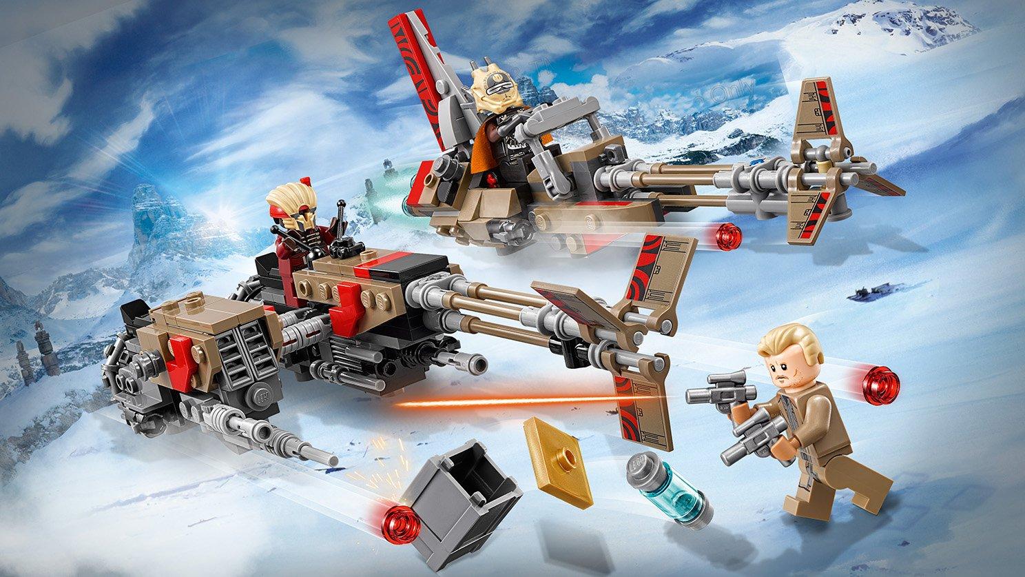 LEGO Star Wars™ Skutery Jeźdźców Chmur™ 75215