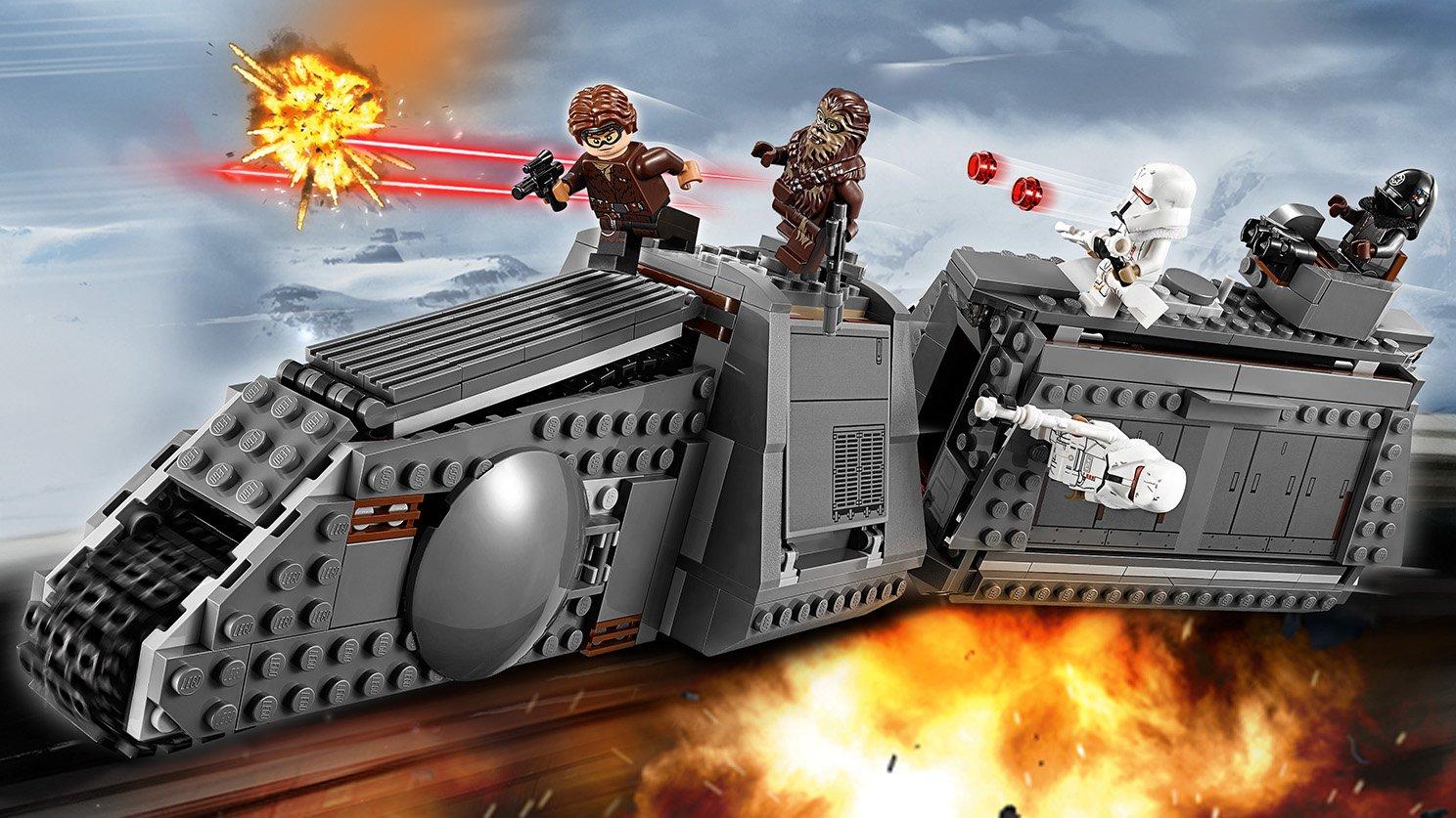 LEGO 75217 Star Wars™ Imperialny transporter Conveyex™