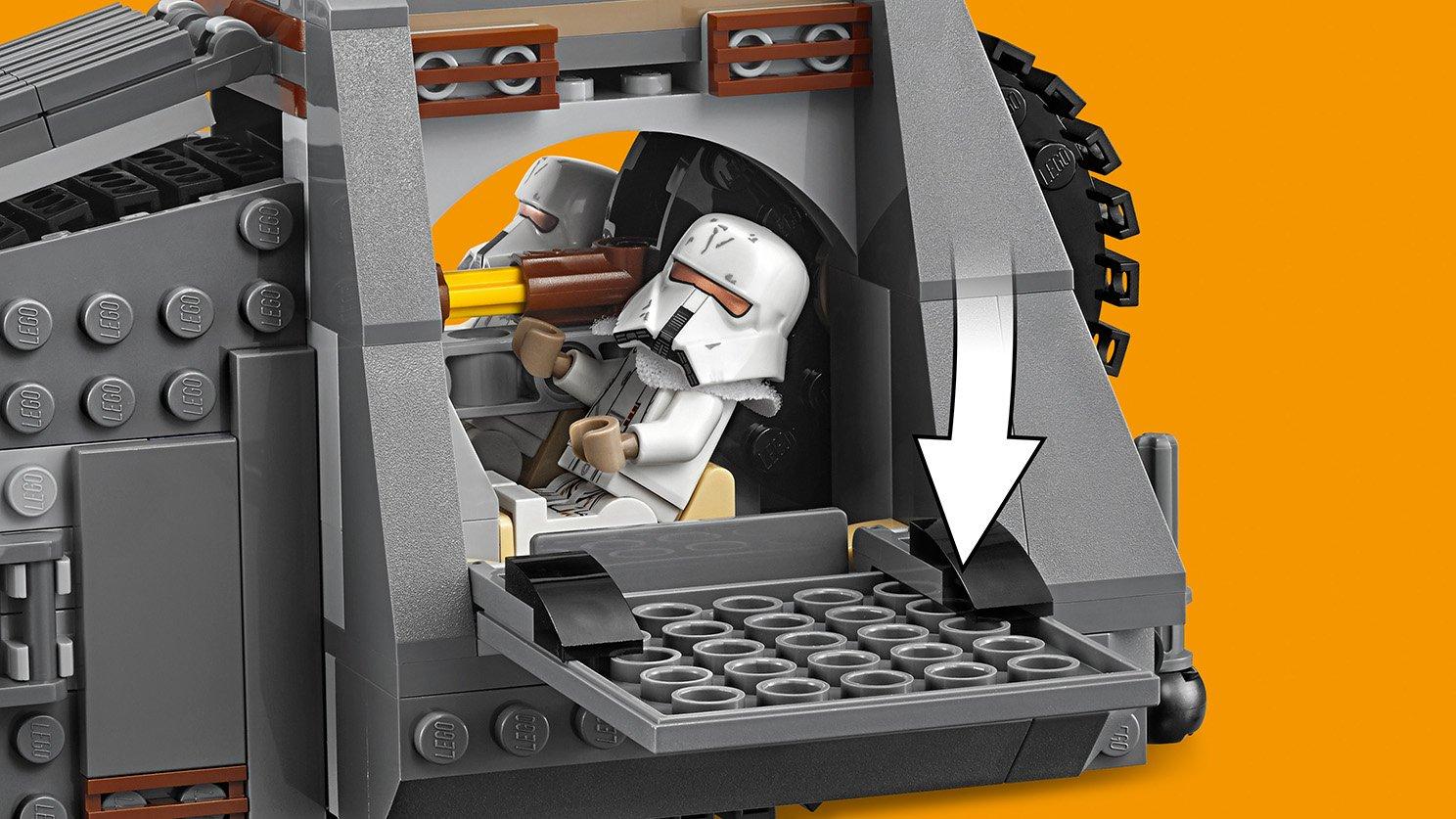 LEGO Star Wars™ 75217 Imperialny transporter Conveyex™