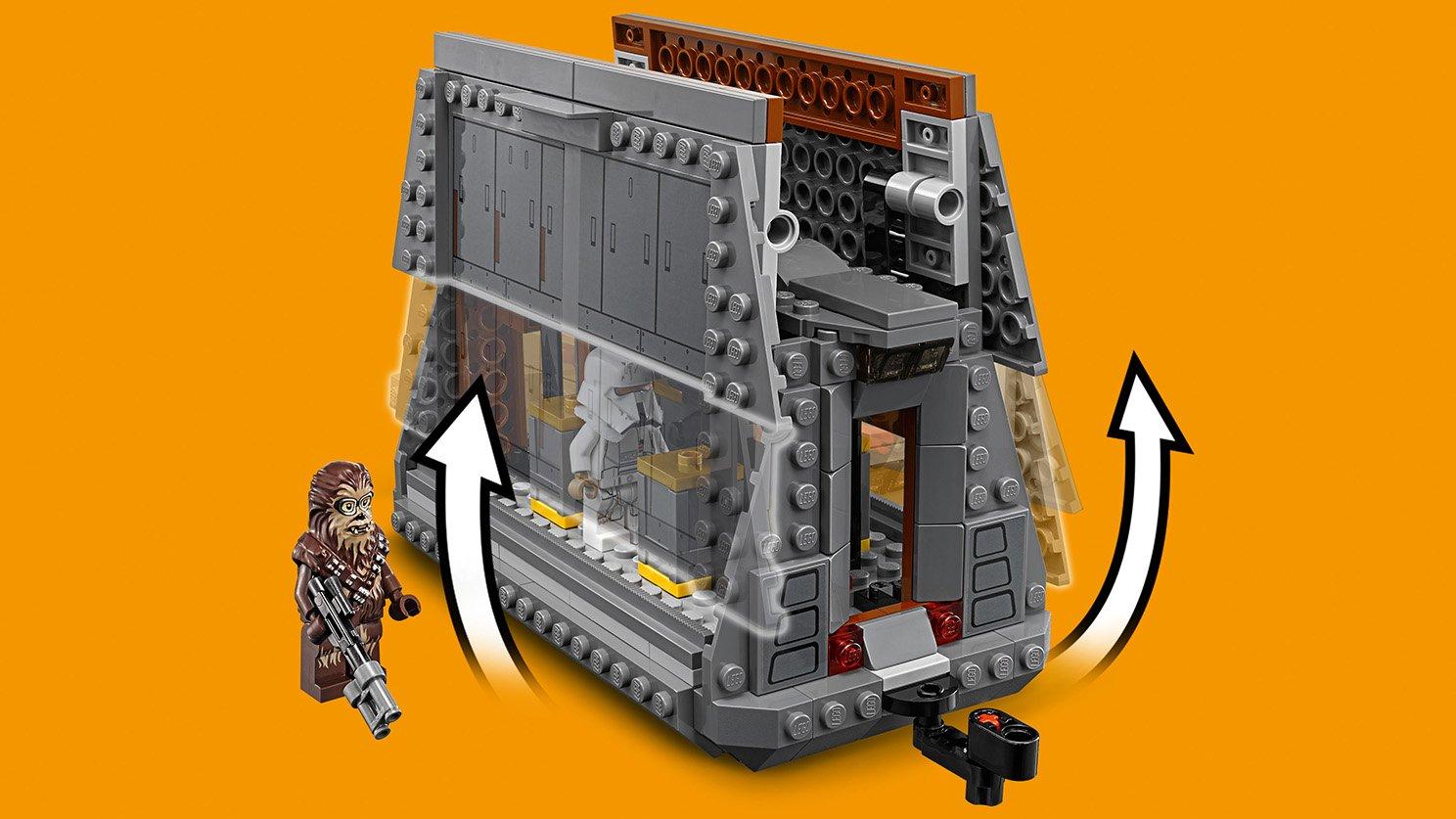LEGO Star Wars™ Imperialny transporter Conveyex™ 75217
