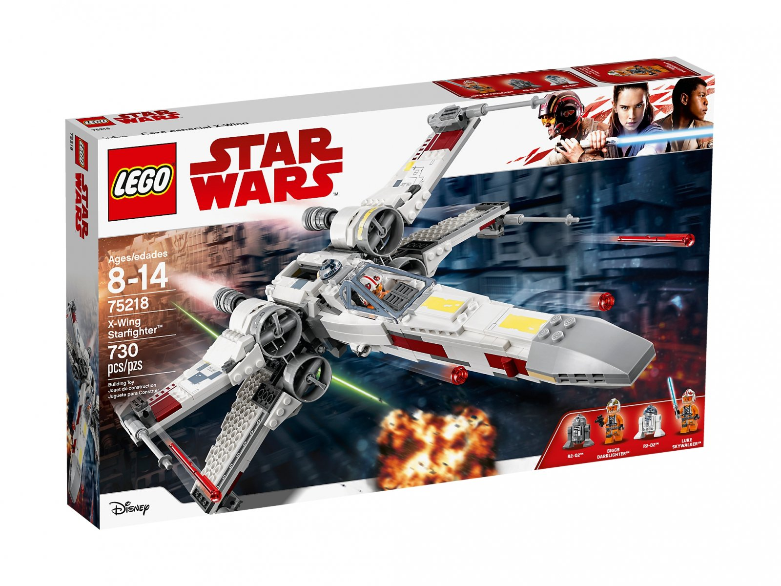LEGO 75218 X-Wing Starfighter™