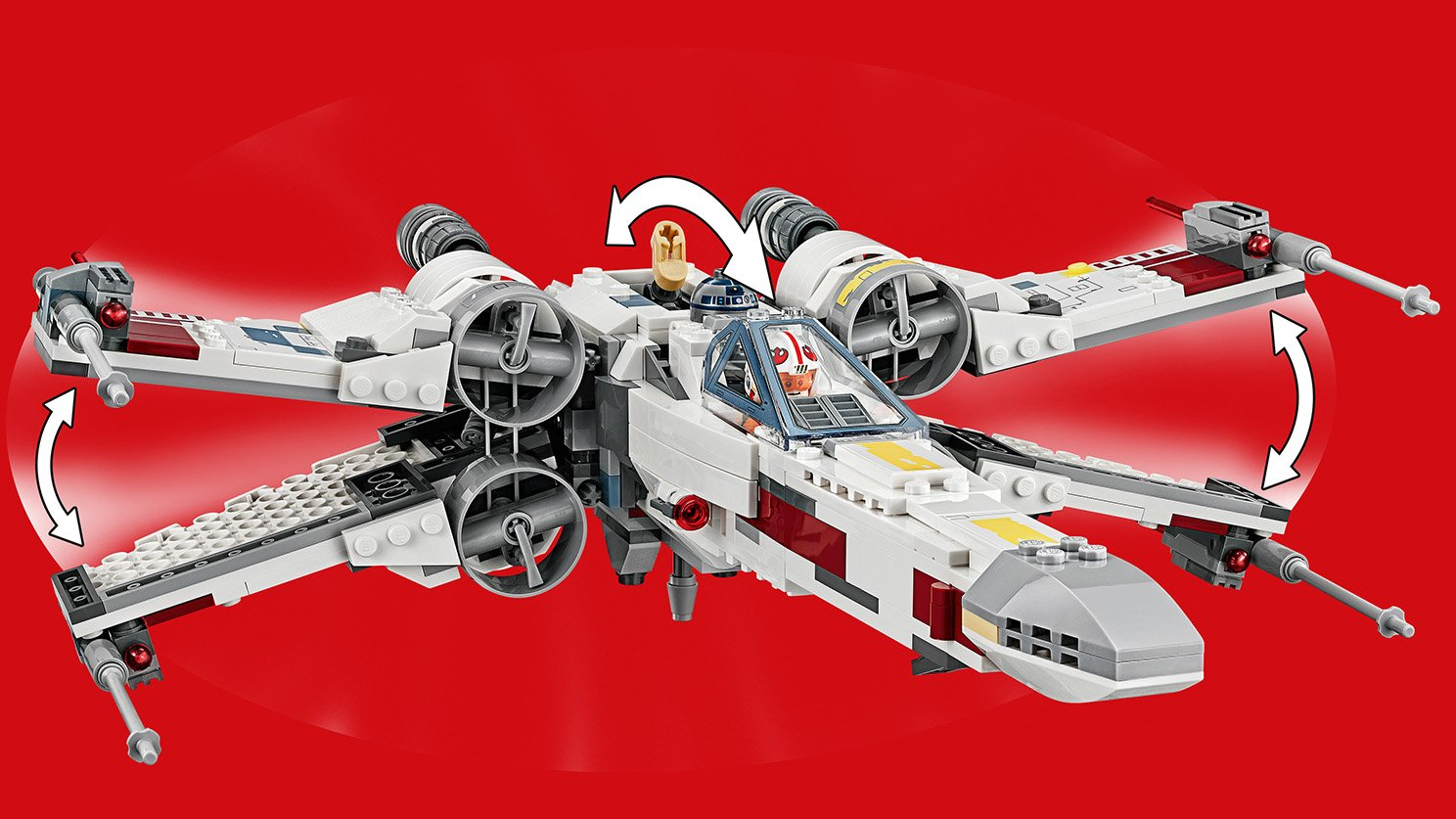 LEGO 75218 Star Wars™ X-Wing Starfighter™
