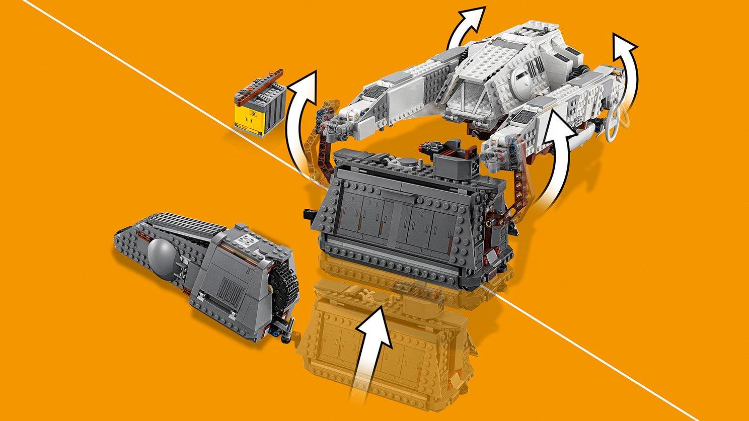 LEGO 75219 Star Wars™ Imperialny AT-Hauler™