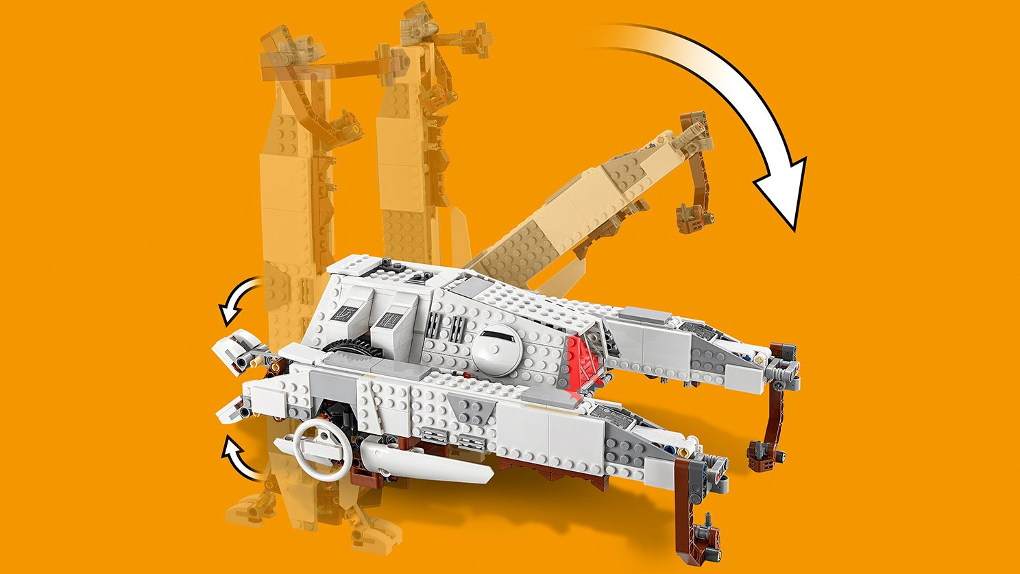LEGO Star Wars™ Imperialny AT-Hauler™