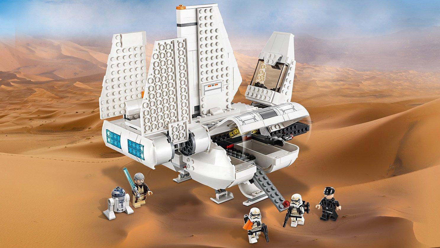 LEGO Star Wars™ 75221 Pojazd desantowy Imperium
