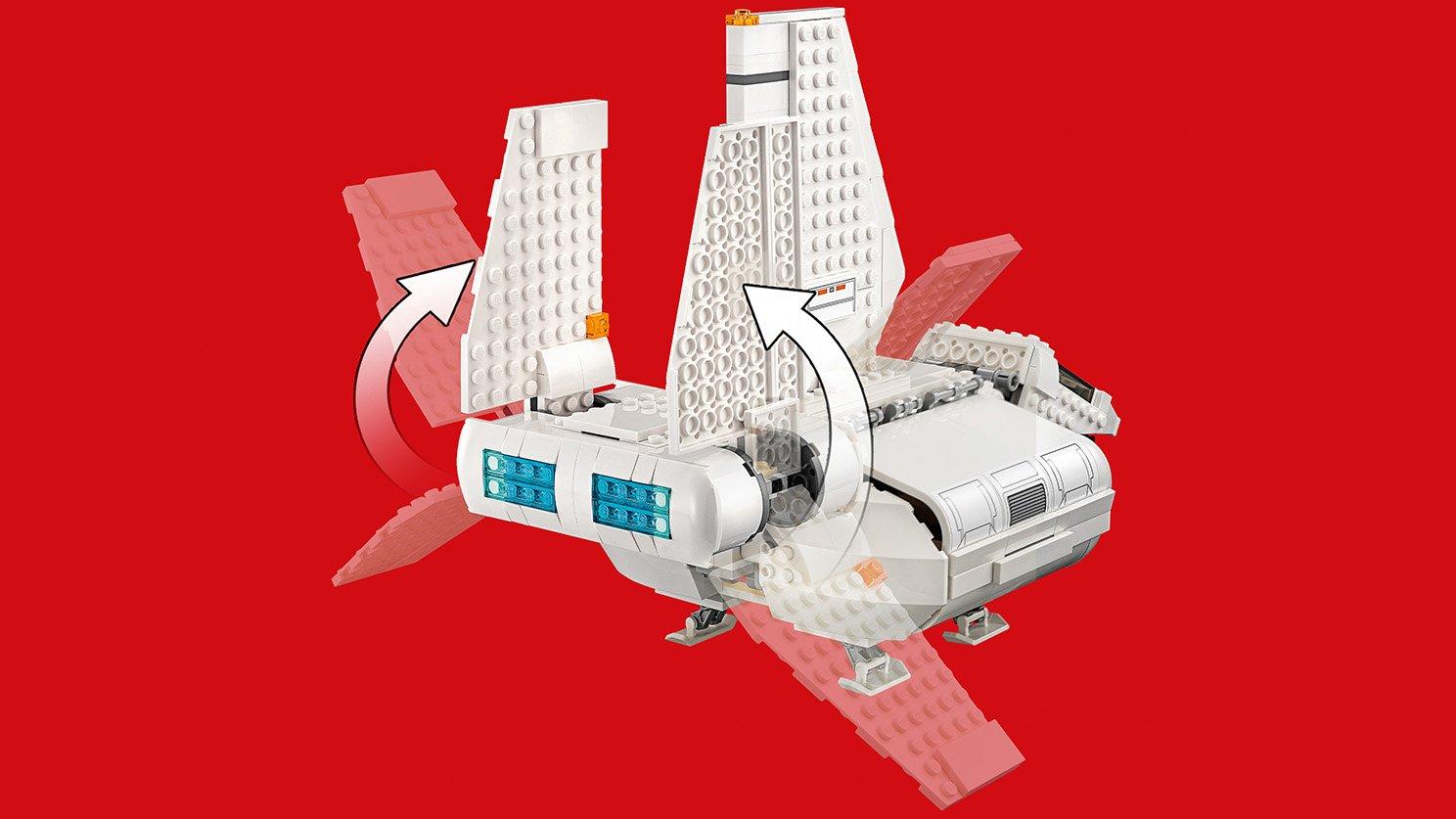 LEGO 75221 Star Wars™ Pojazd desantowy Imperium