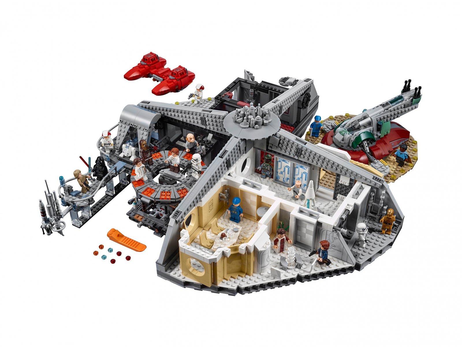 LEGO 75222 Zdrada w Mieście w Chmurach™
