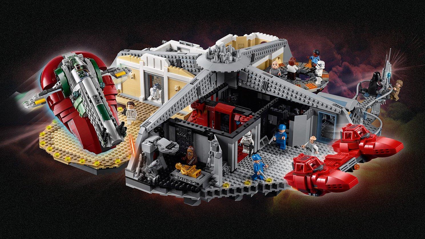 LEGO 75222 Star Wars™ Zdrada w Mieście w Chmurach™