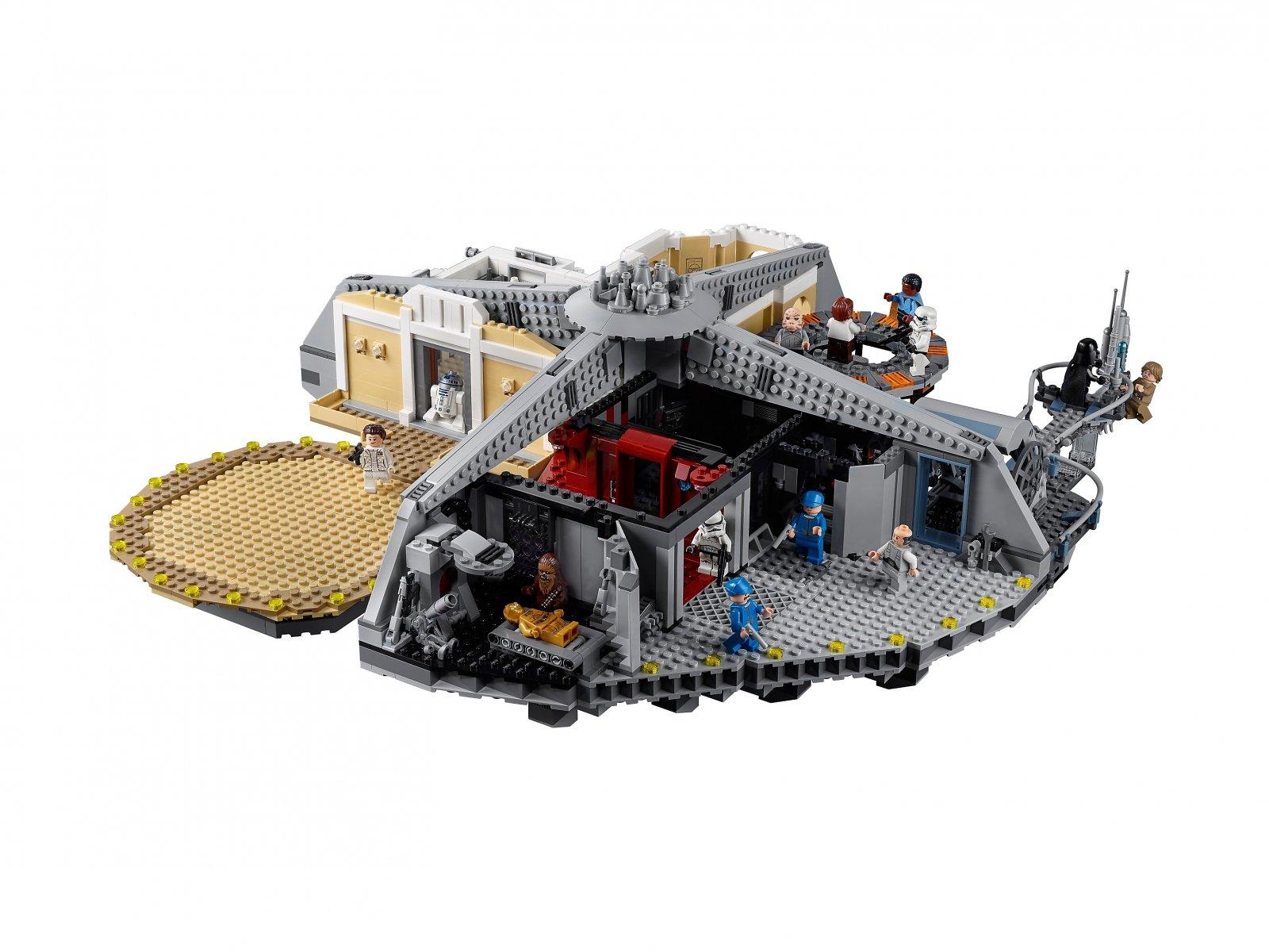 LEGO Star Wars™ Zdrada w Mieście w Chmurach™