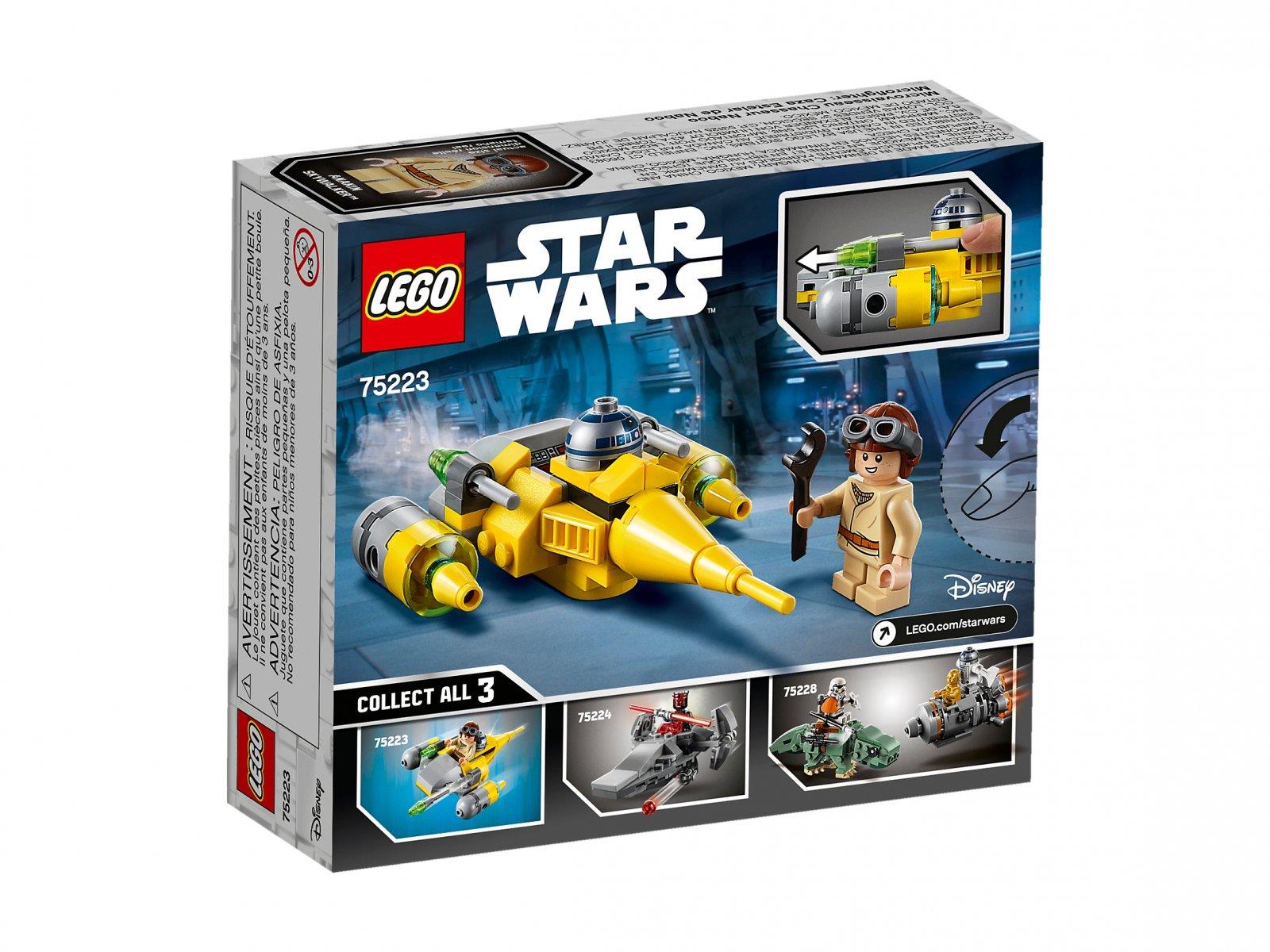 LEGO Star Wars™ Naboo Starfighter™ 75223