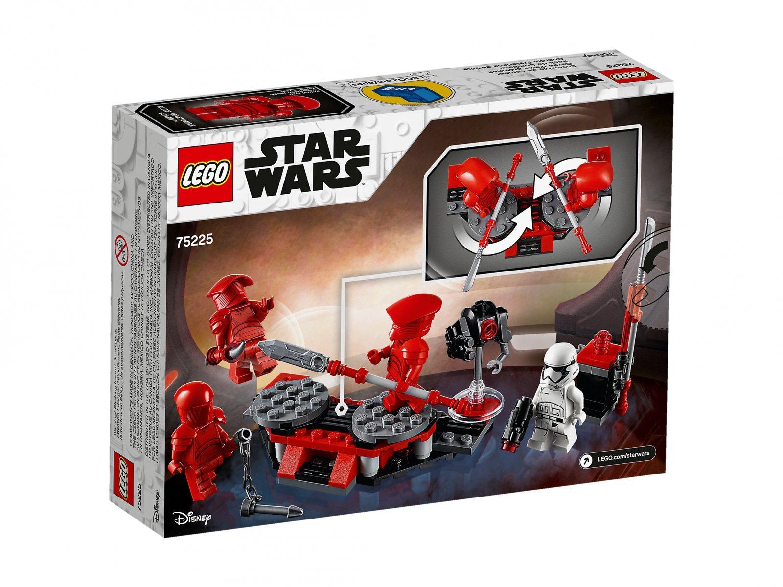 LEGO Star Wars™ 75225 Elitarni gwardziści pretorianie™