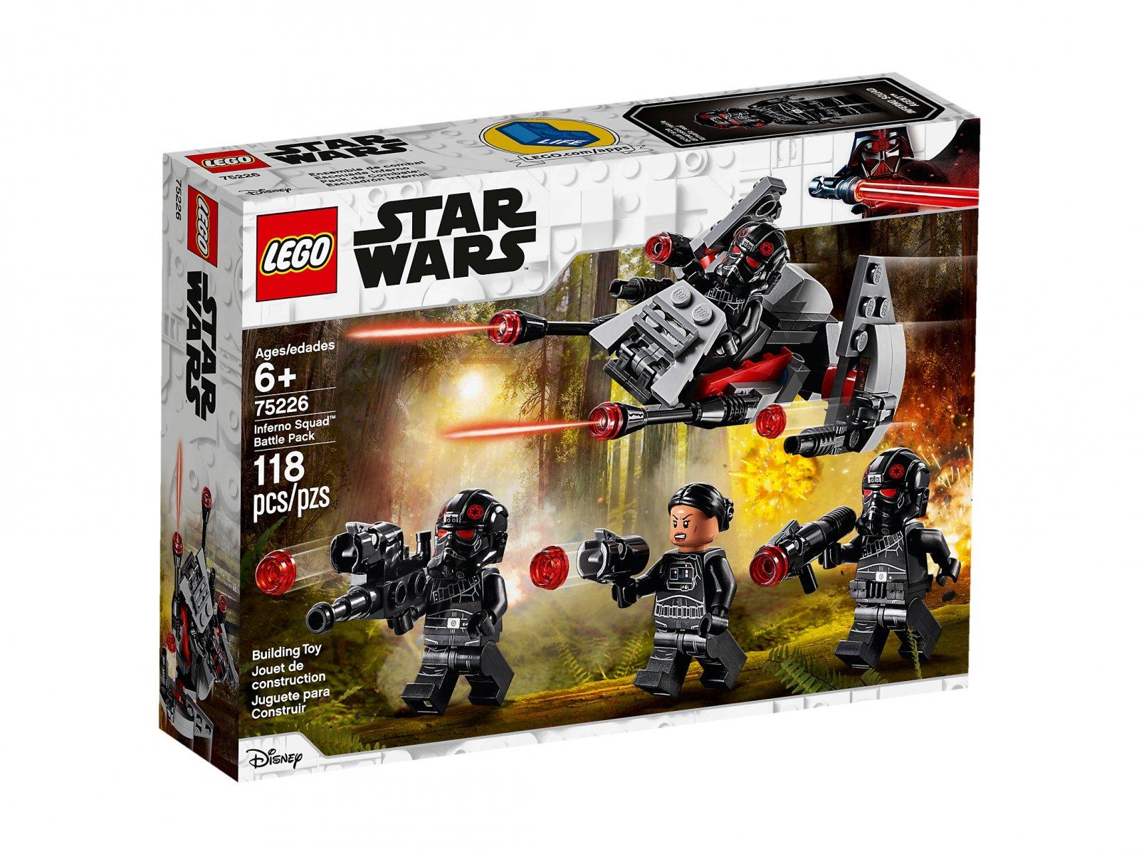 LEGO Star Wars™ Oddział Inferno™