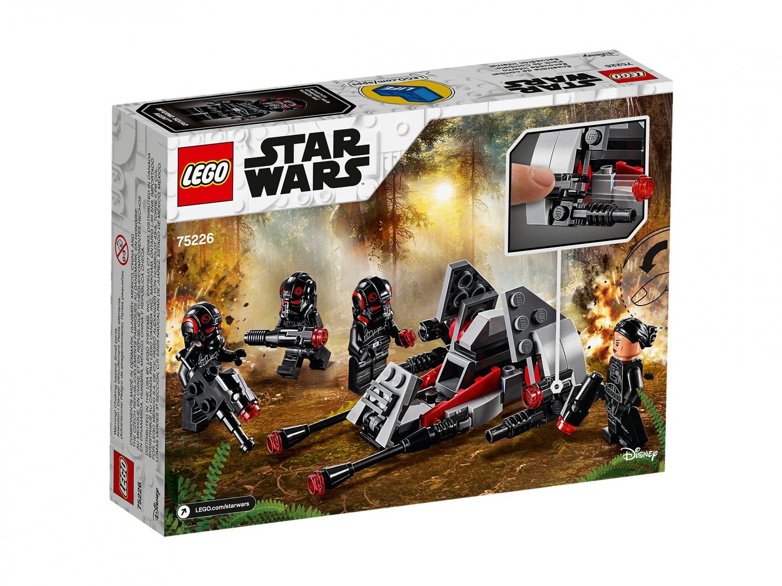LEGO Star Wars™ Oddział Inferno™ 75226