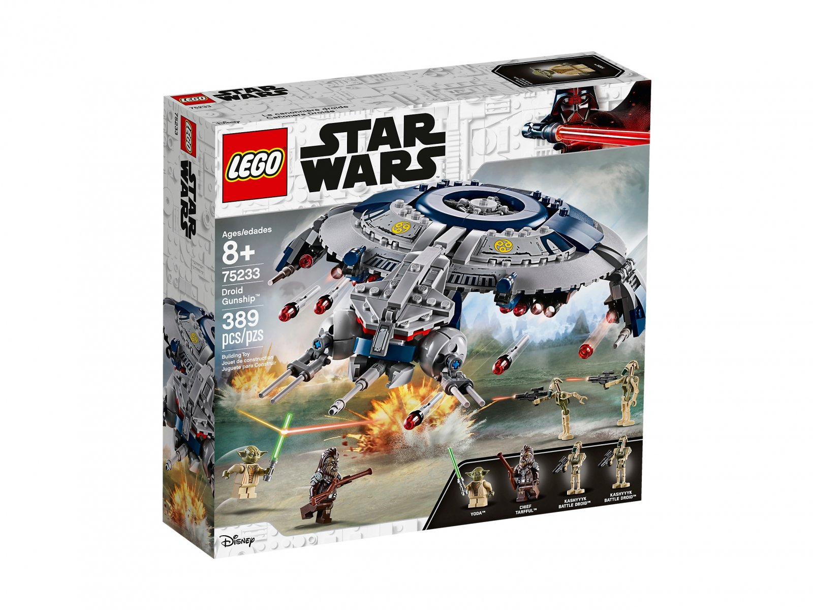 LEGO Star Wars™ Okręt bojowy droidów™