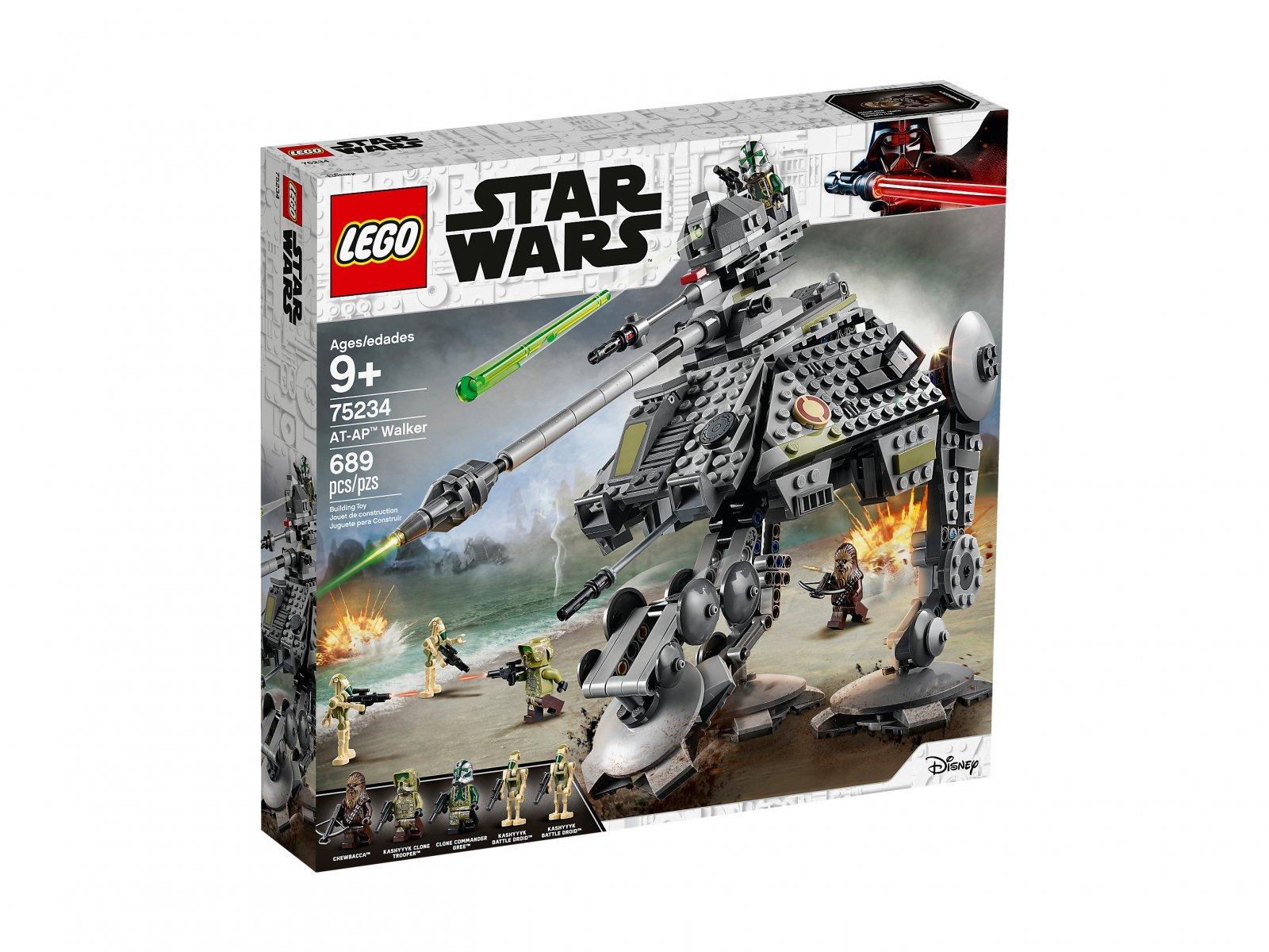 LEGO Star Wars™ Maszyna krocząca AT-AP™