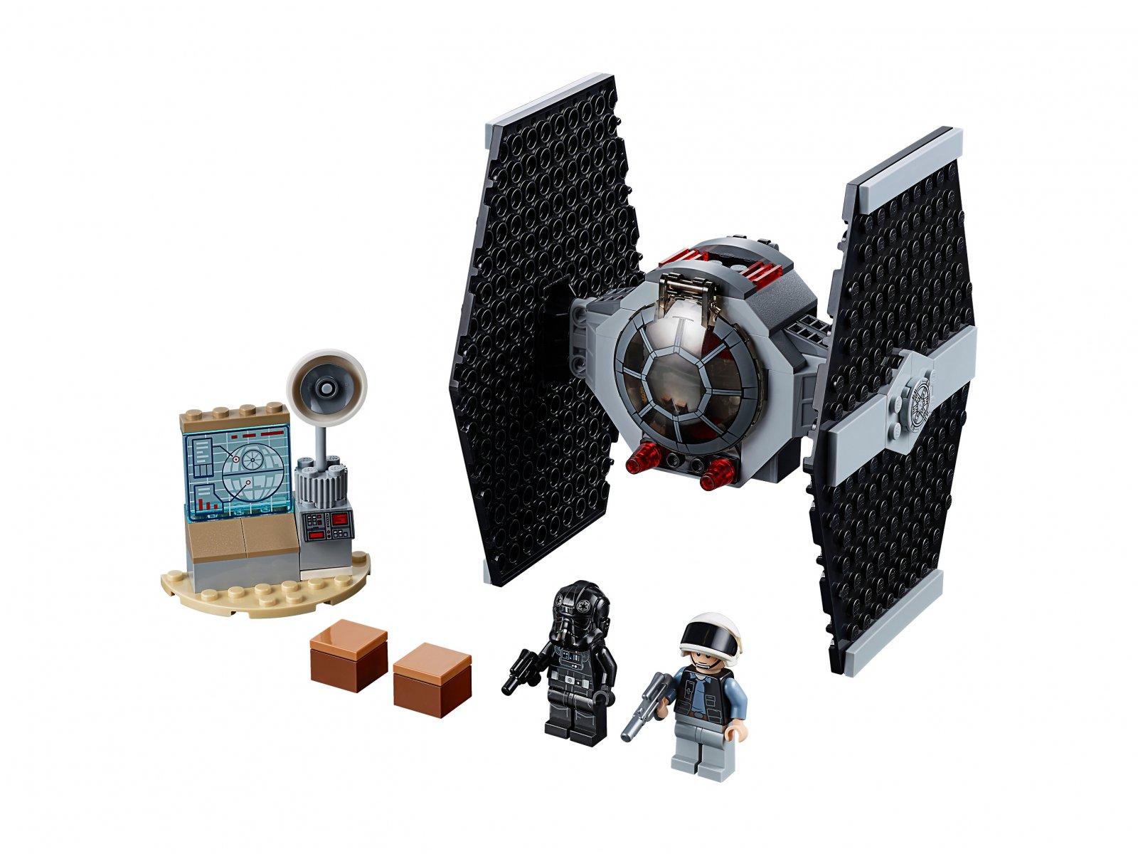 LEGO Star Wars™ 75237 Atak myśliwcem TIE™