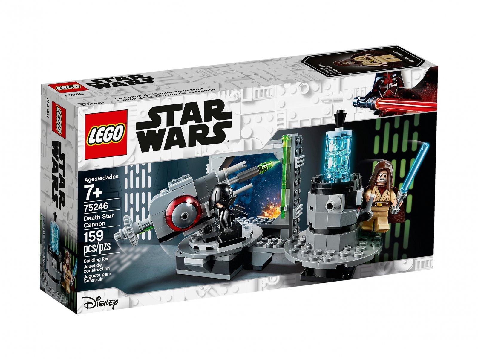 LEGO Star Wars™ 75246 Działo na Gwieździe Śmierci