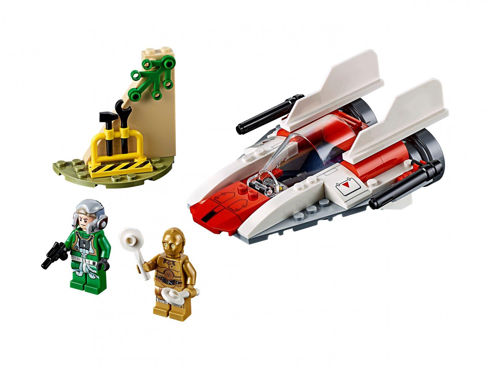 LEGO 75247 Rebeliancki myśliwiec A-Wing™