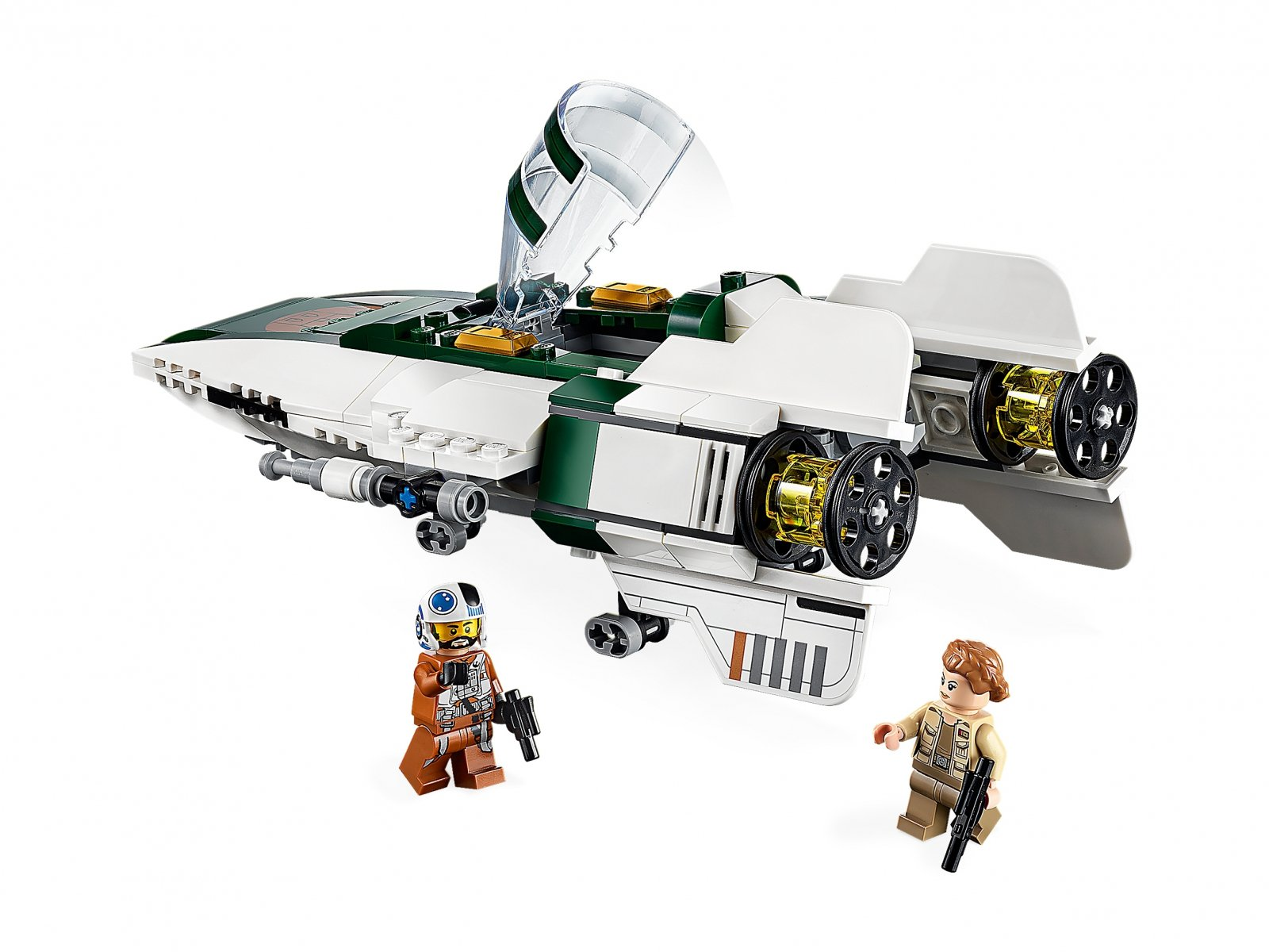 LEGO Star Wars™ 75248 Myśliwiec A-Wing Ruchu Oporu™