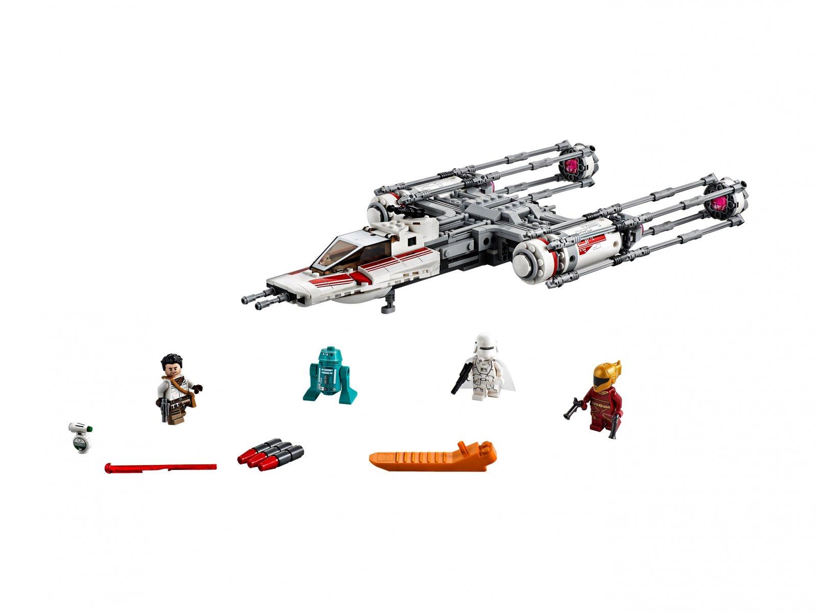 LEGO Star Wars™ 75249 Myśliwiec Y-Wing Ruchu Oporu™