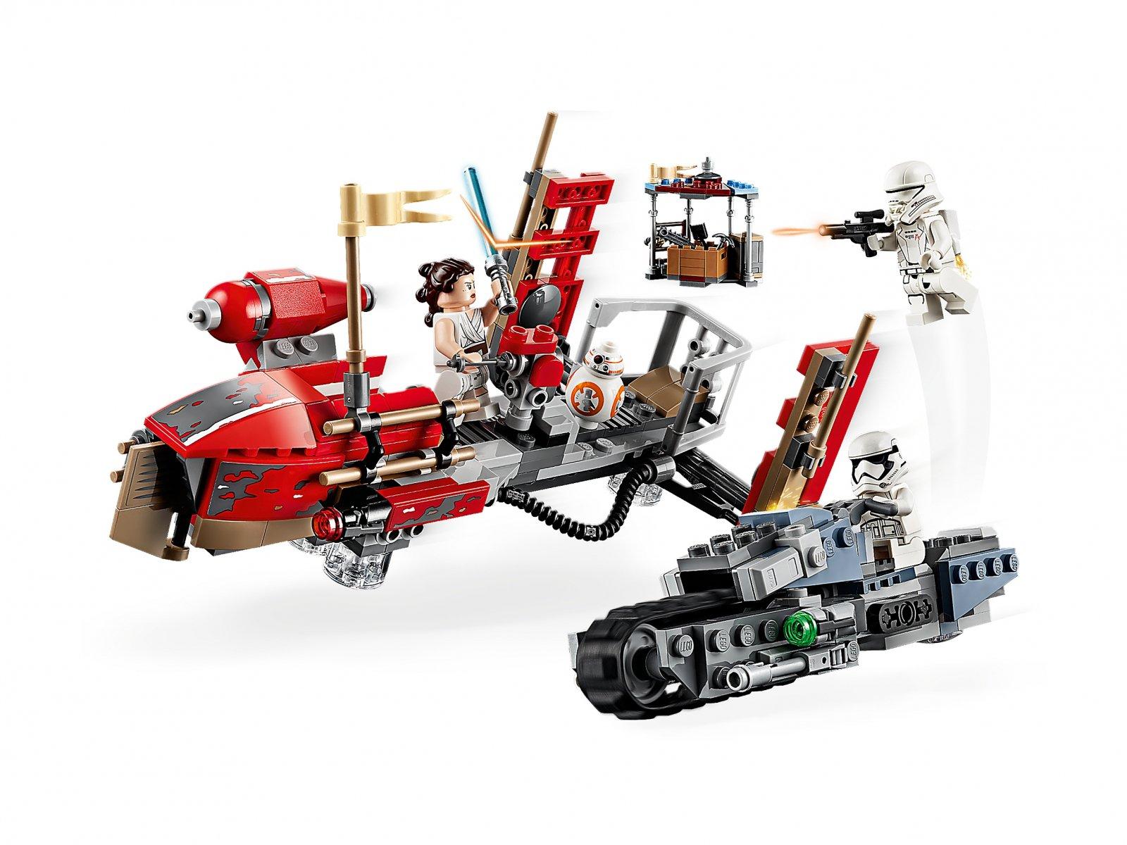 LEGO Star Wars™ Pościg na śmigaczach w Pasaanie 75250