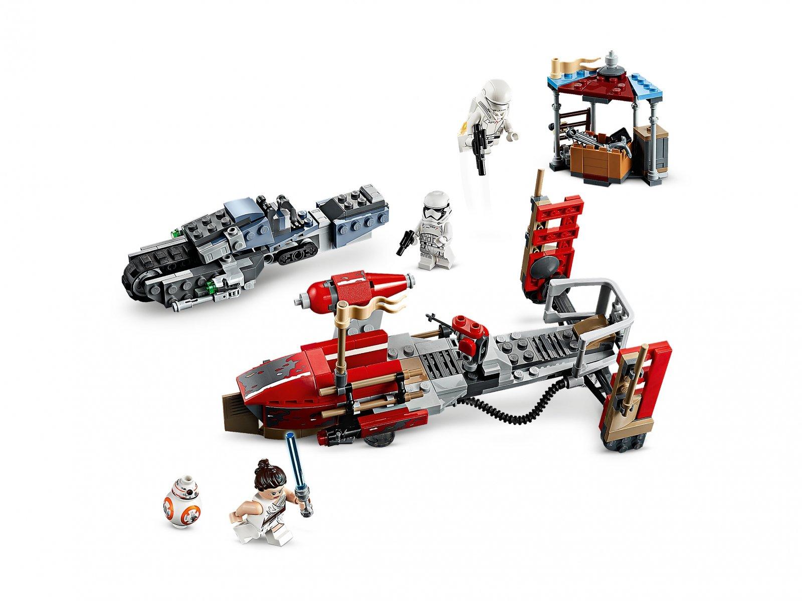 LEGO Star Wars™ 75250 Pościg na śmigaczach w Pasaanie