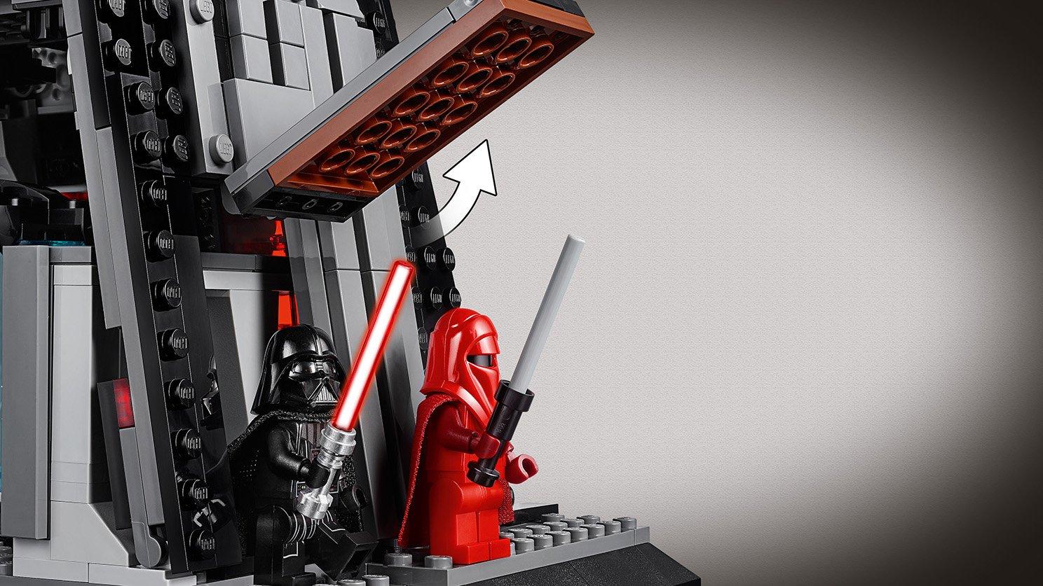 LEGO Star Wars™ Zamek Dartha Vadera 75251