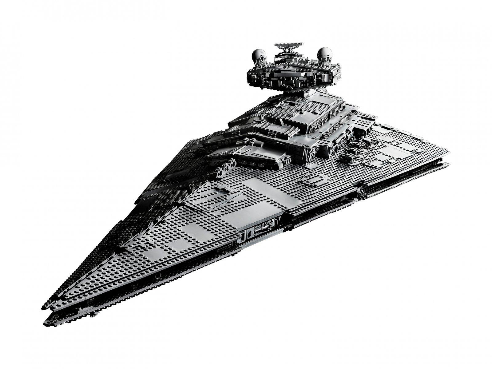 LEGO Star Wars™ Gwiezdny Niszczyciel Imperium™ 75252