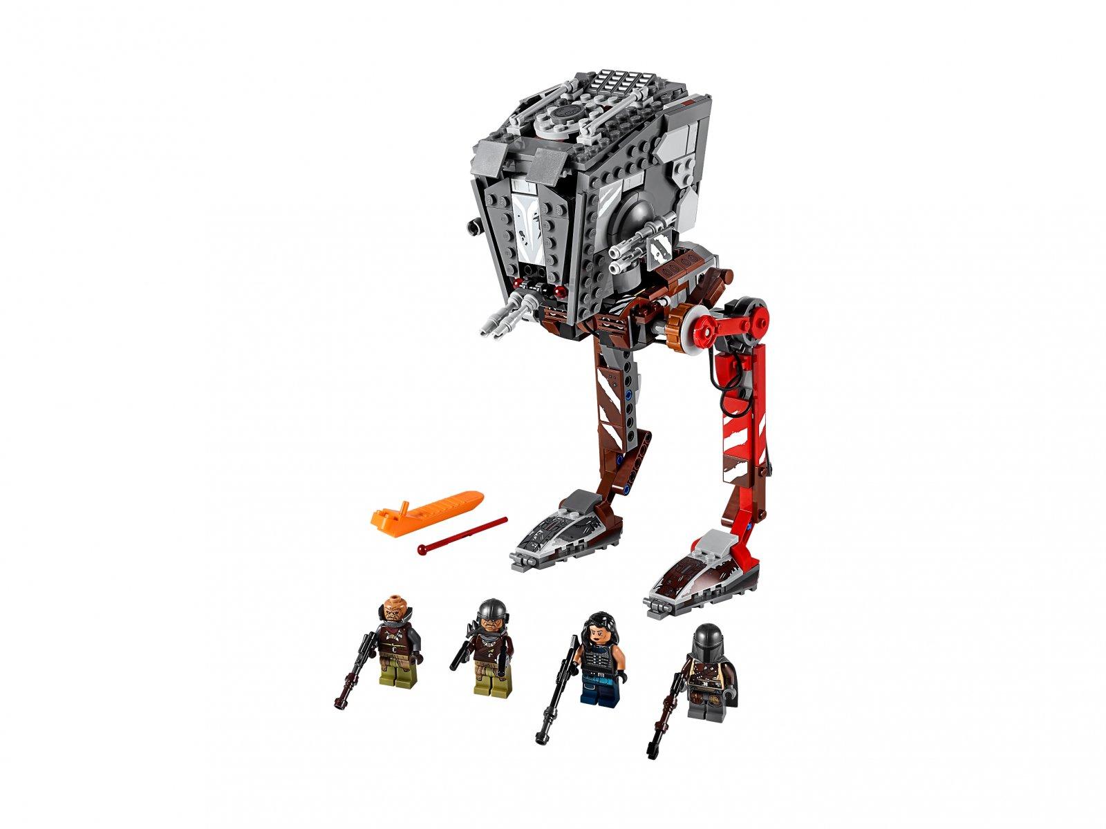 LEGO 75254 Star Wars™ Szturmowa maszyna krocząca AT-ST™