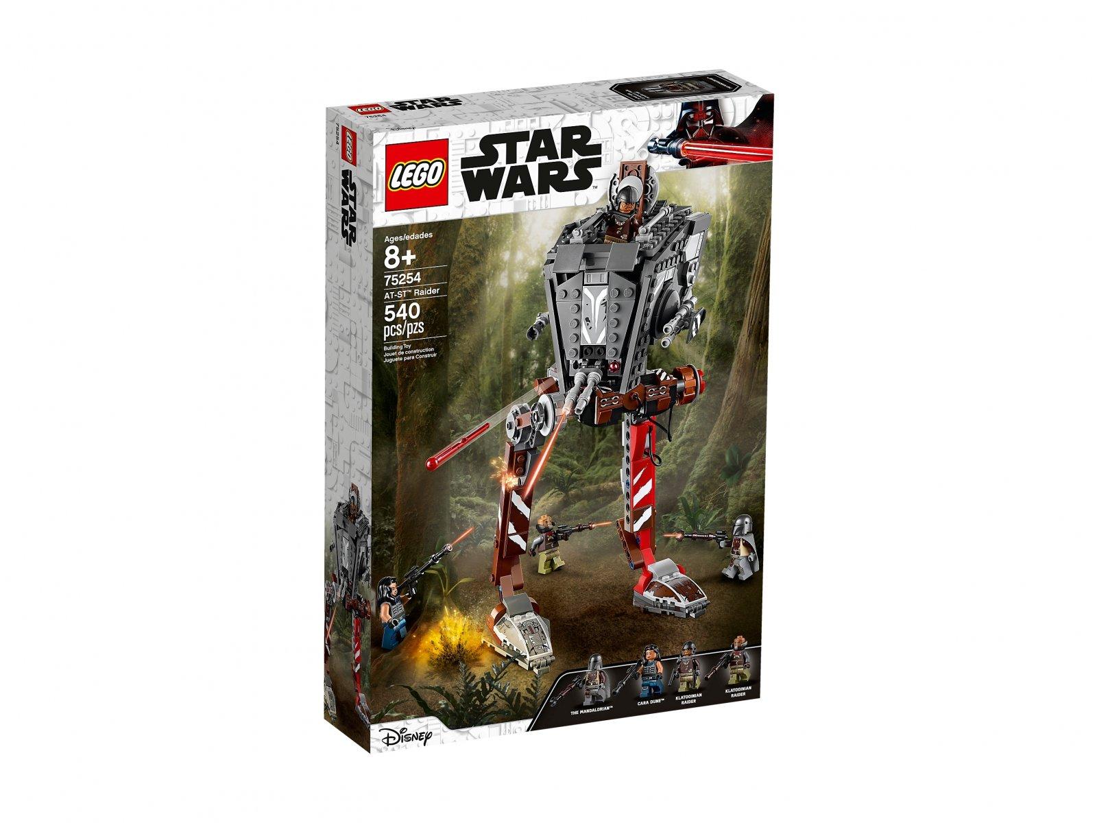 LEGO Star Wars™ 75254 Szturmowa maszyna krocząca AT-ST™