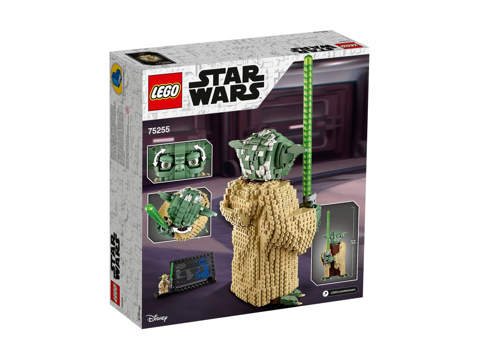 LEGO 75255 Star Wars™ Yoda™