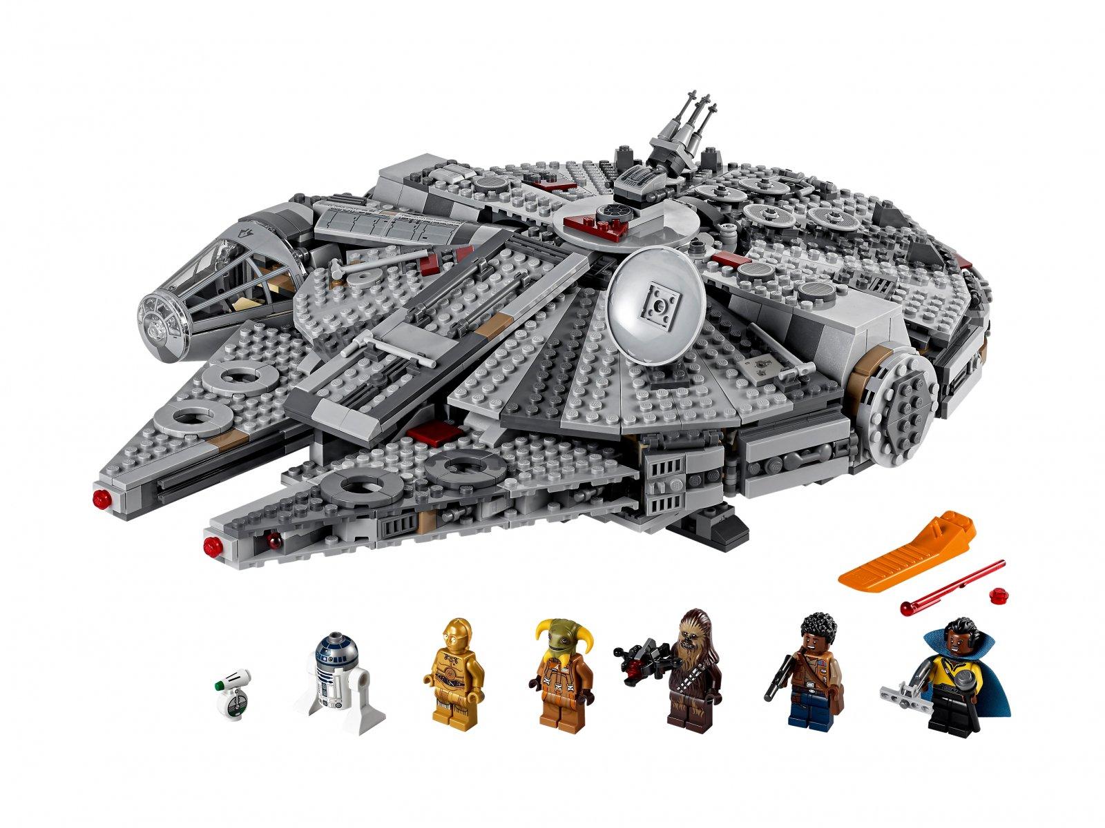 LEGO Star Wars™ Sokół Millennium™ 75257