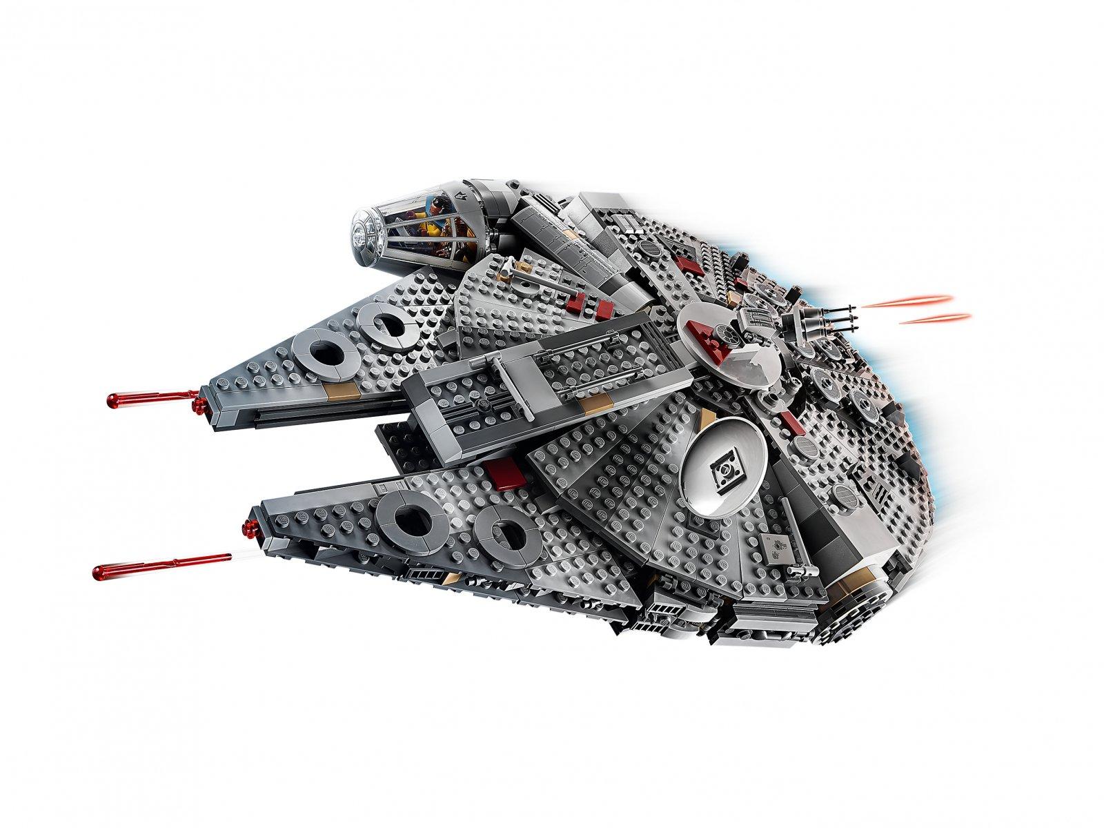 LEGO 75257 Sokół Millennium™