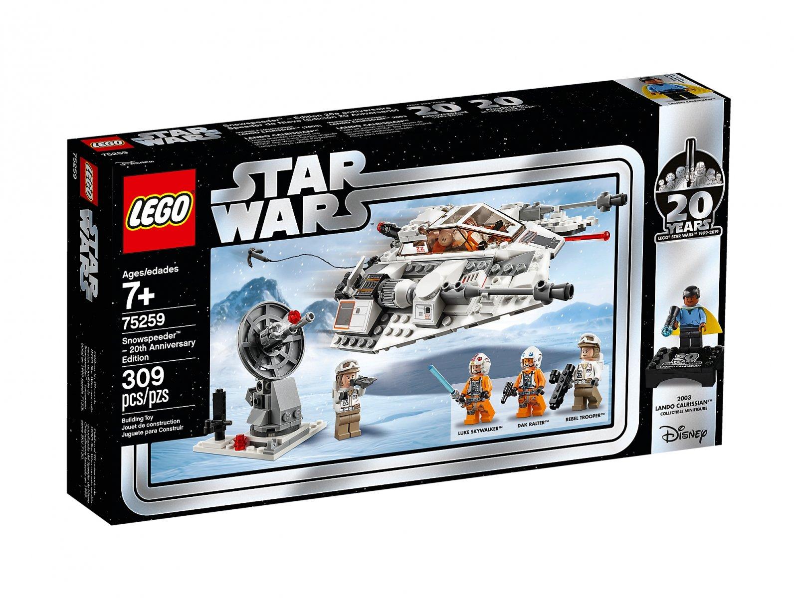 LEGO Star Wars™ Śmigacz śnieżny™ - edycja rocznicowa 75259