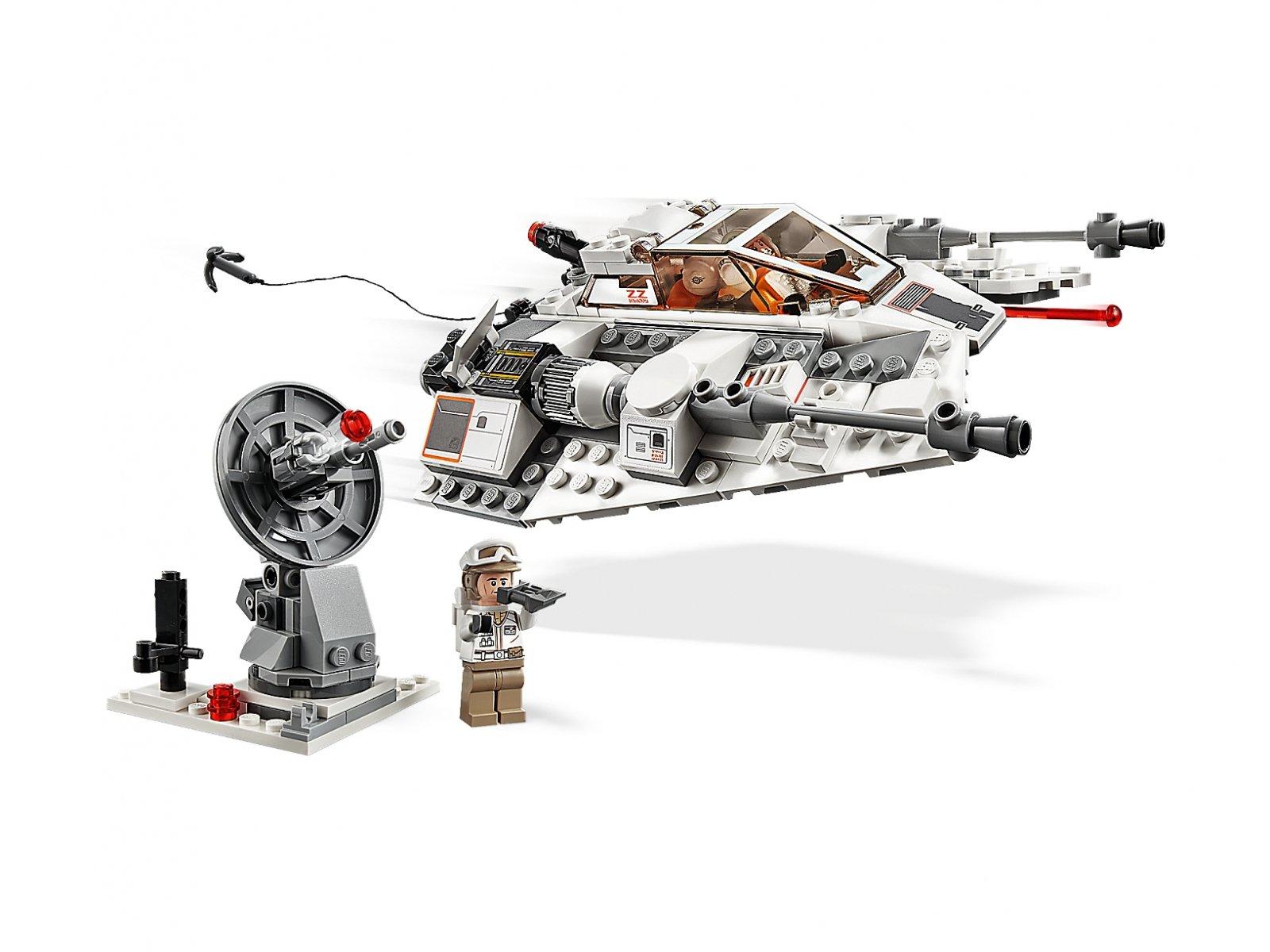 LEGO Star Wars™ 75259 Śmigacz śnieżny™ - edycja rocznicowa