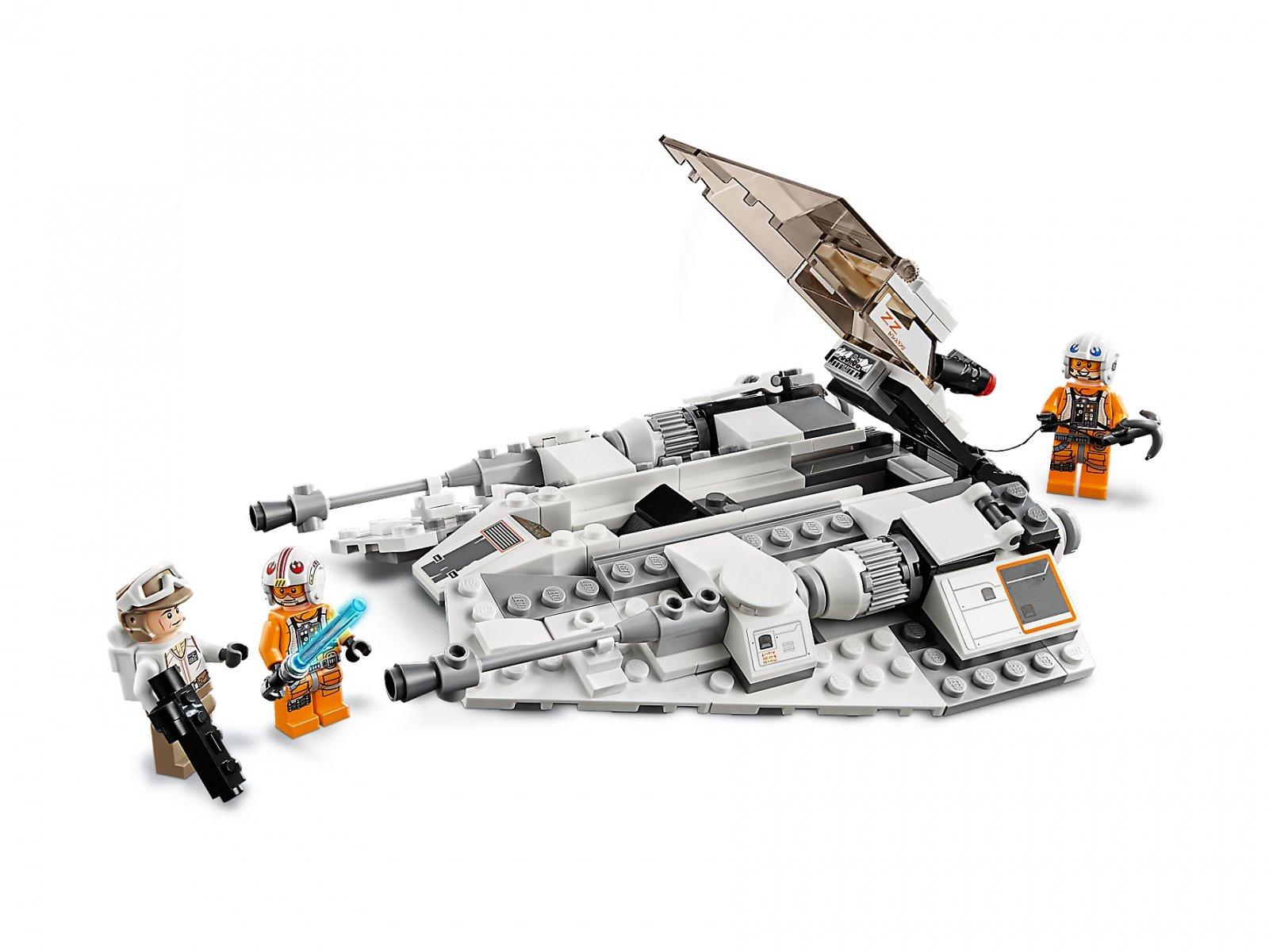 LEGO 75259 Śmigacz śnieżny™ - edycja rocznicowa