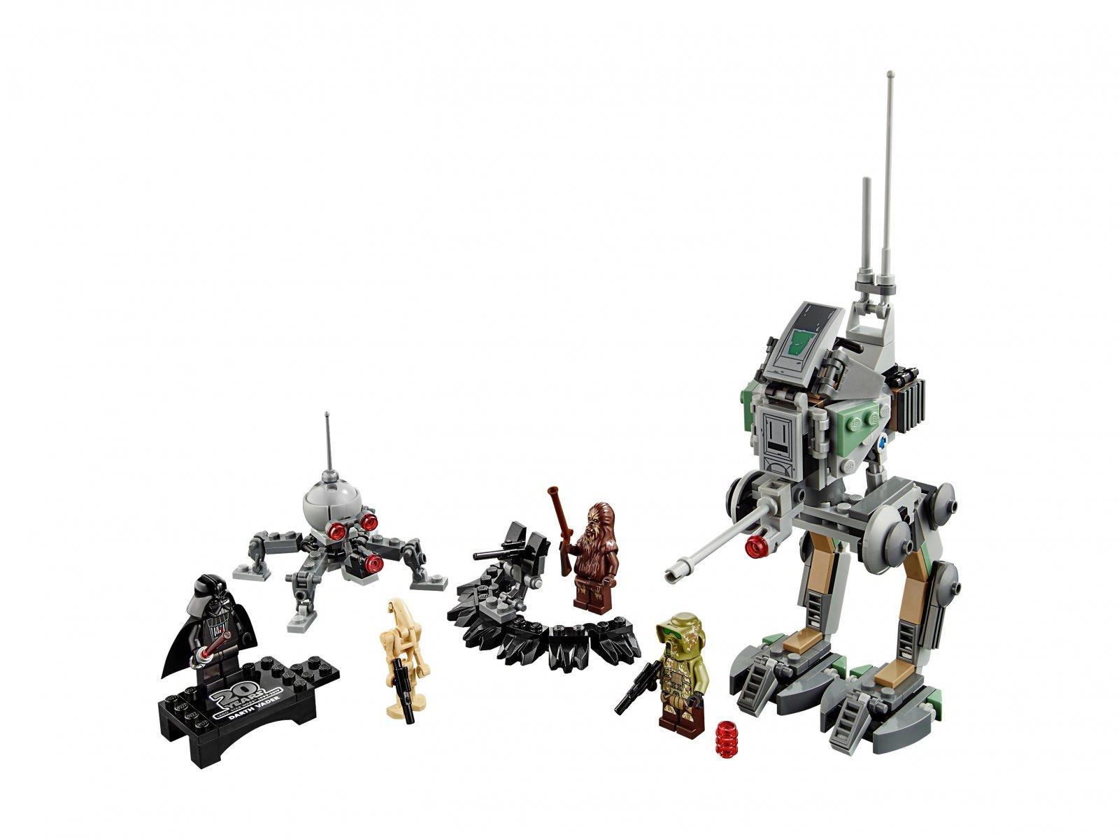 Lego 75261 Star Wars Maszyna Krocząca Klonów Edycja Rocznicowa