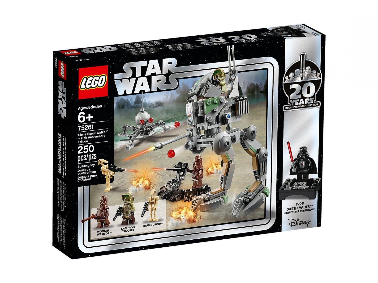 LEGO 75261 Star Wars™ Maszyna krocząca klonów™ - edycja rocznicowa