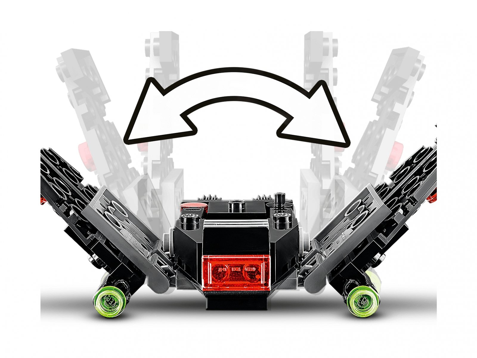 LEGO Star Wars™ Wahadłowiec Kylo Rena™ 75264