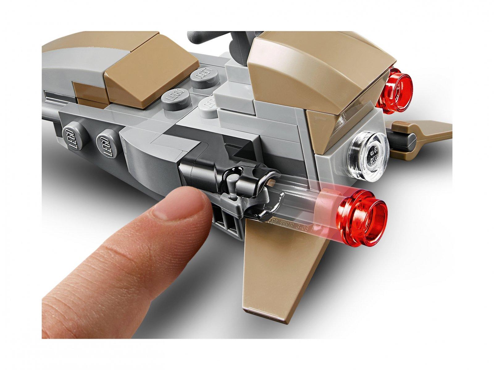 LEGO Star Wars™ 75267 Zestaw bojowy Mandalorianina™