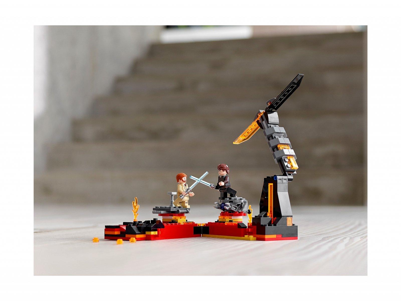 LEGO Star Wars™ 75269 Pojedynek na planecie Mustafar™