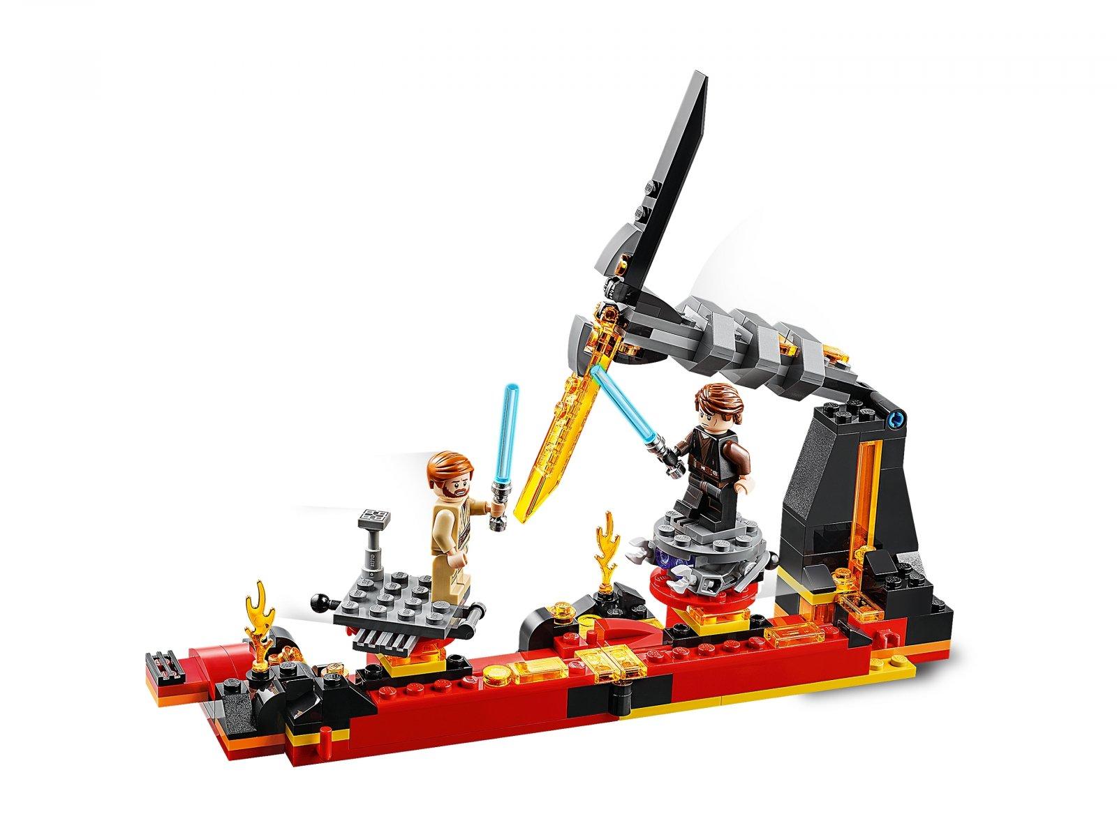LEGO Star Wars™ Pojedynek na planecie Mustafar™ 75269