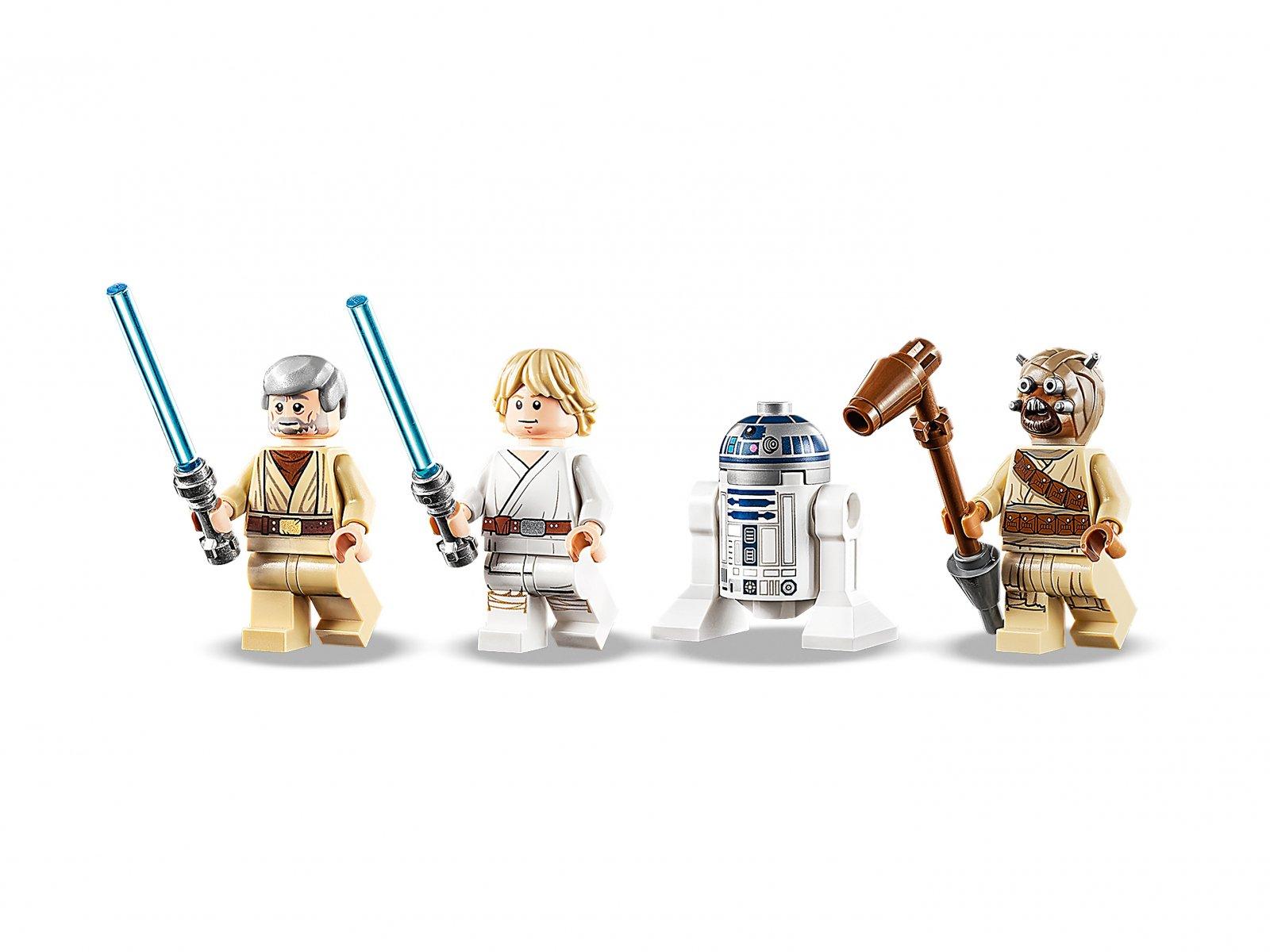LEGO 75270 Chatka Obi-Wana