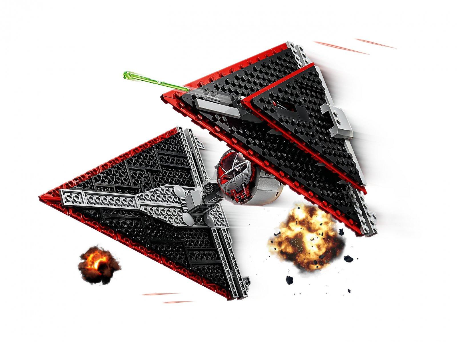 LEGO Star Wars™ 75272 Myśliwiec TIE Sithów™
