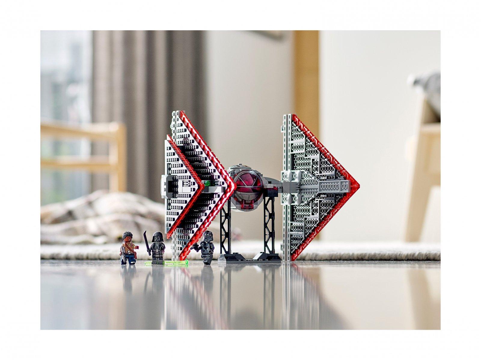 LEGO Star Wars™ Myśliwiec TIE Sithów™ 75272