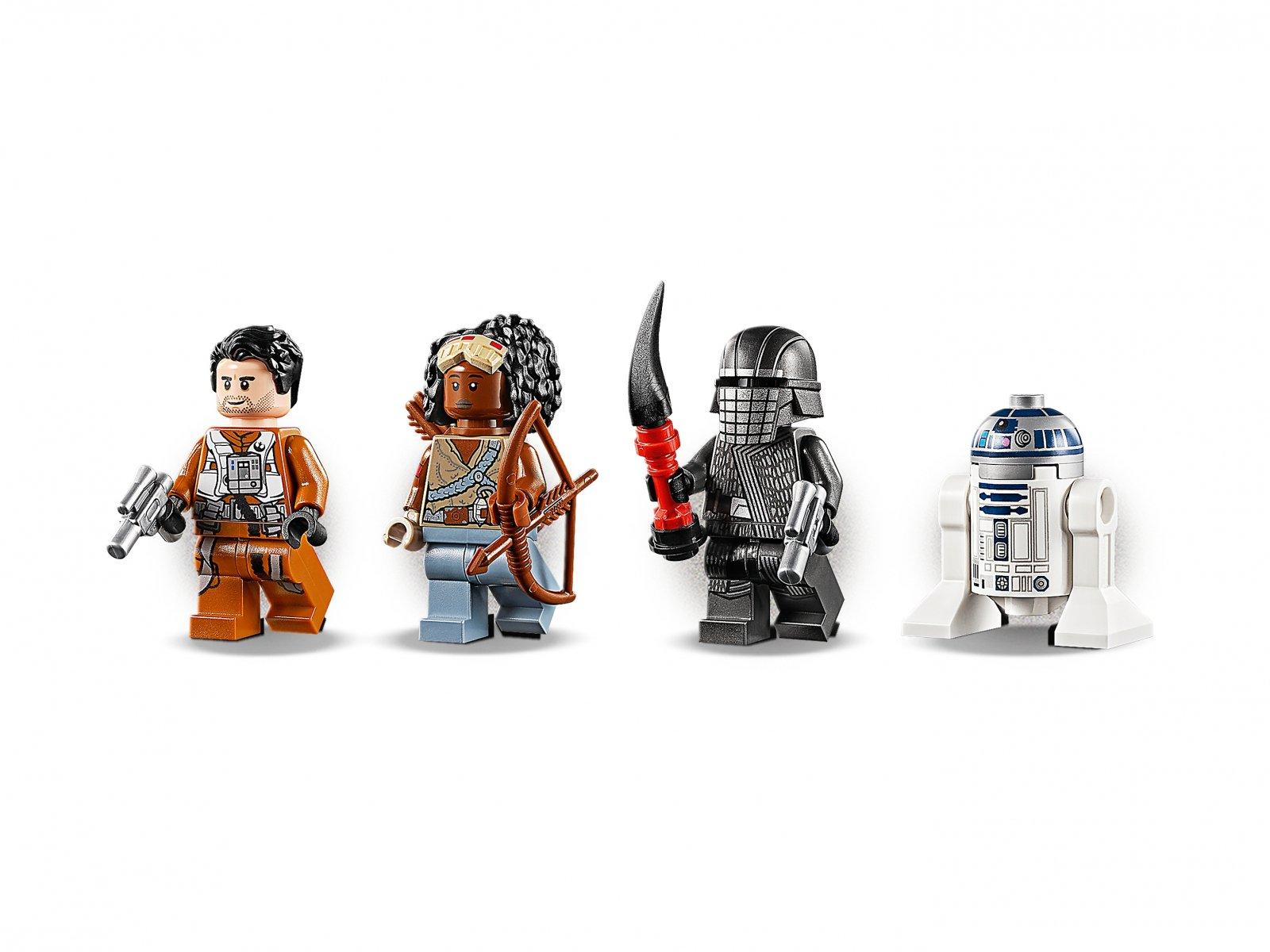 LEGO 75273 Star Wars™ Myśliwiec X-Wing Poe Damerona™