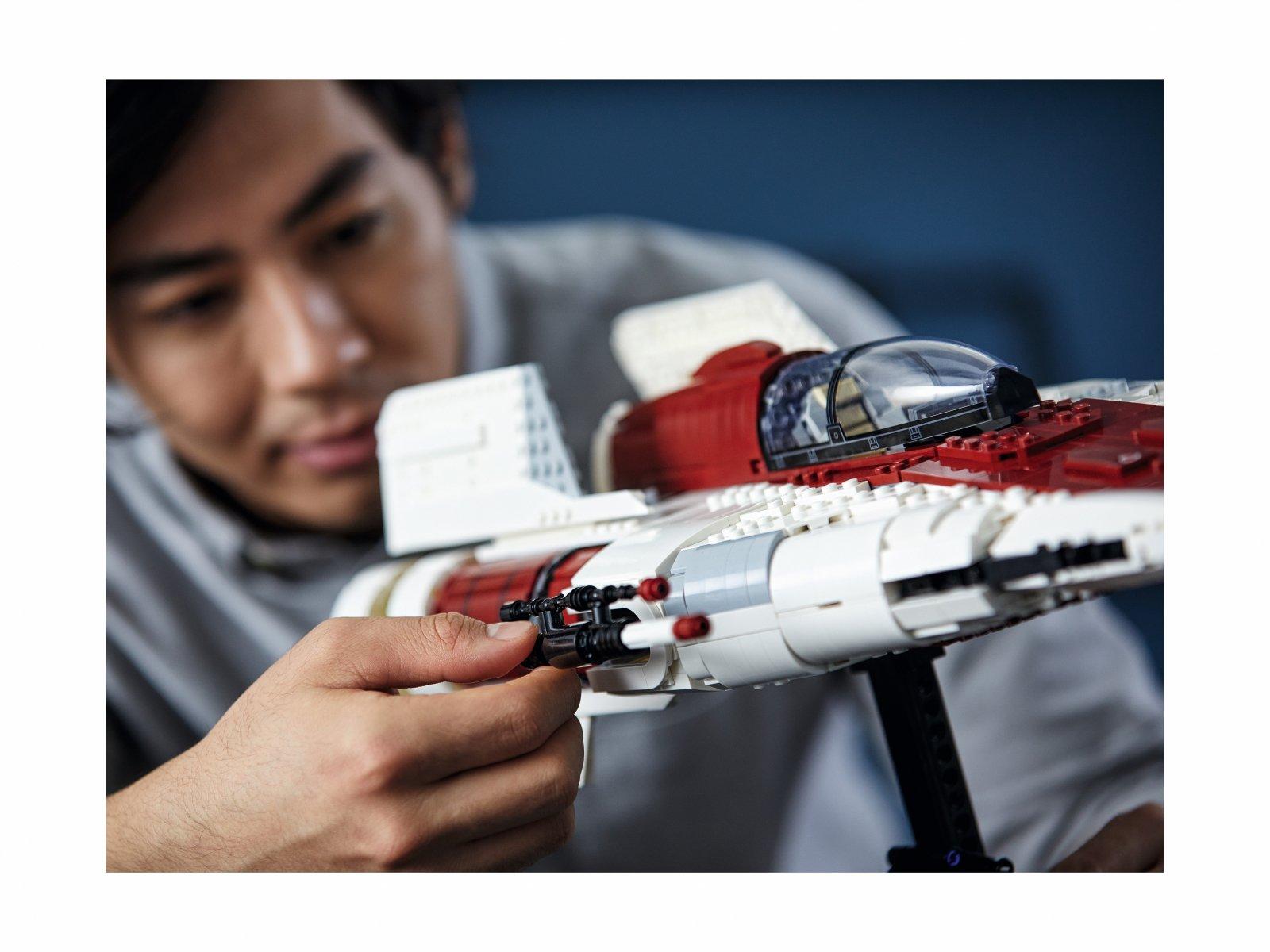 LEGO Star Wars 75275 Myśliwiec A-wing™