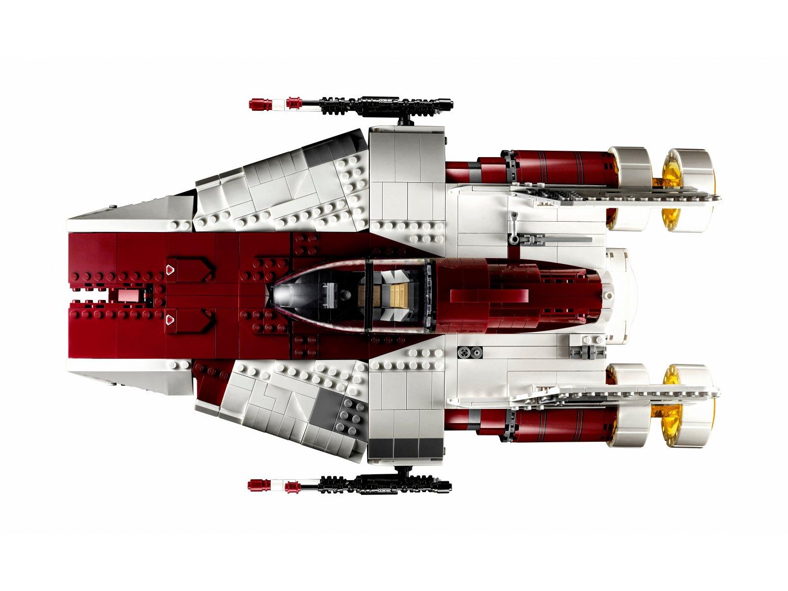LEGO Star Wars Myśliwiec A-wing™ 75275
