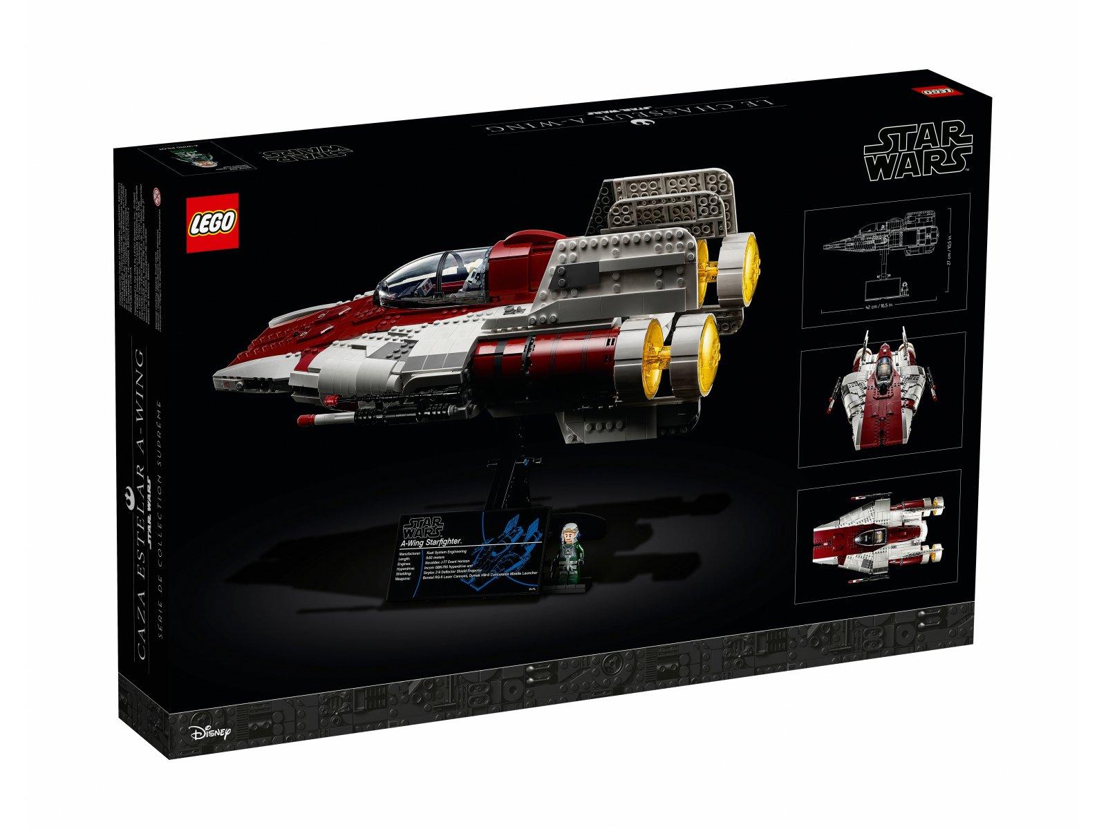 LEGO 75275 Myśliwiec A-wing™