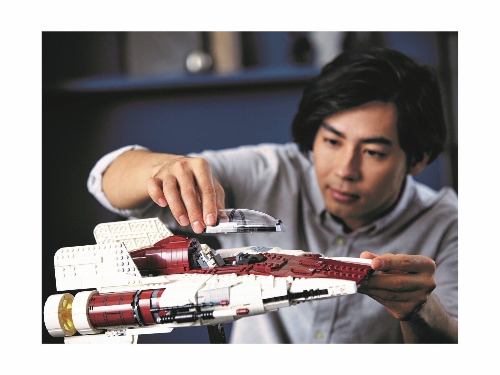 LEGO 75275 Star Wars Myśliwiec A-wing™